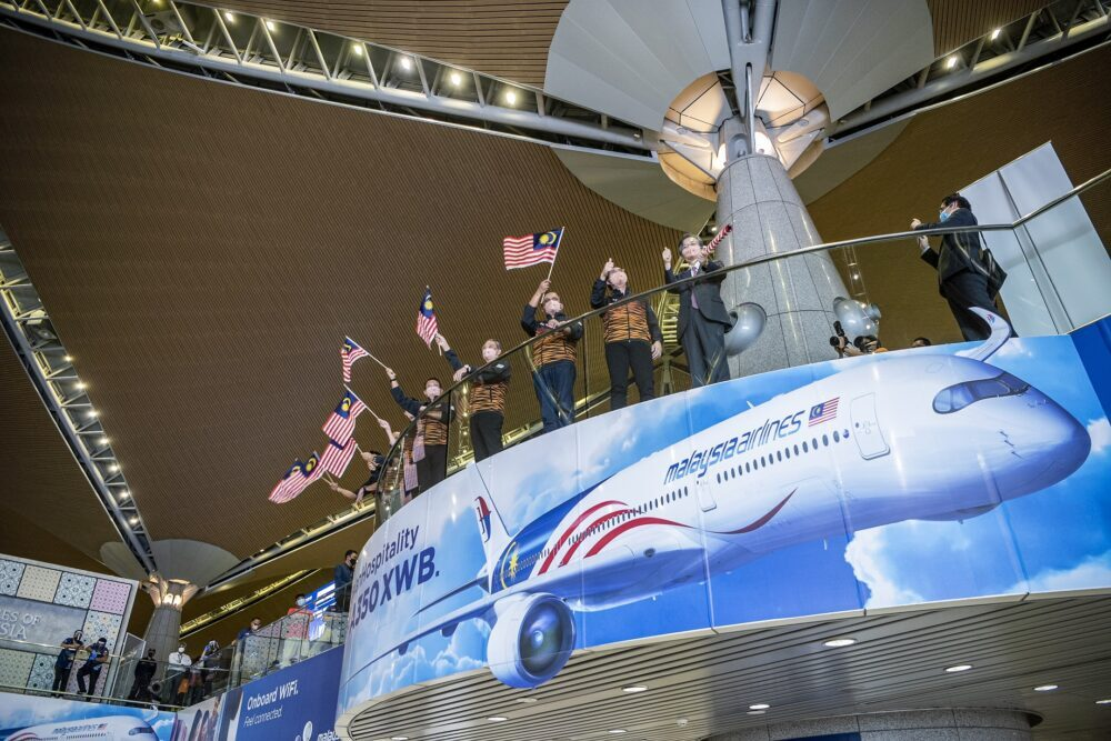Malaysia Airlines Japan