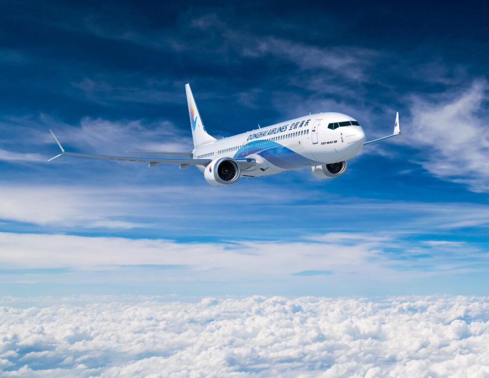 Donghai 737 MAX
