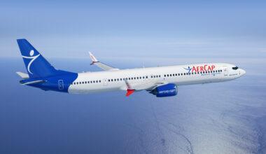 Aercap 737 MAX