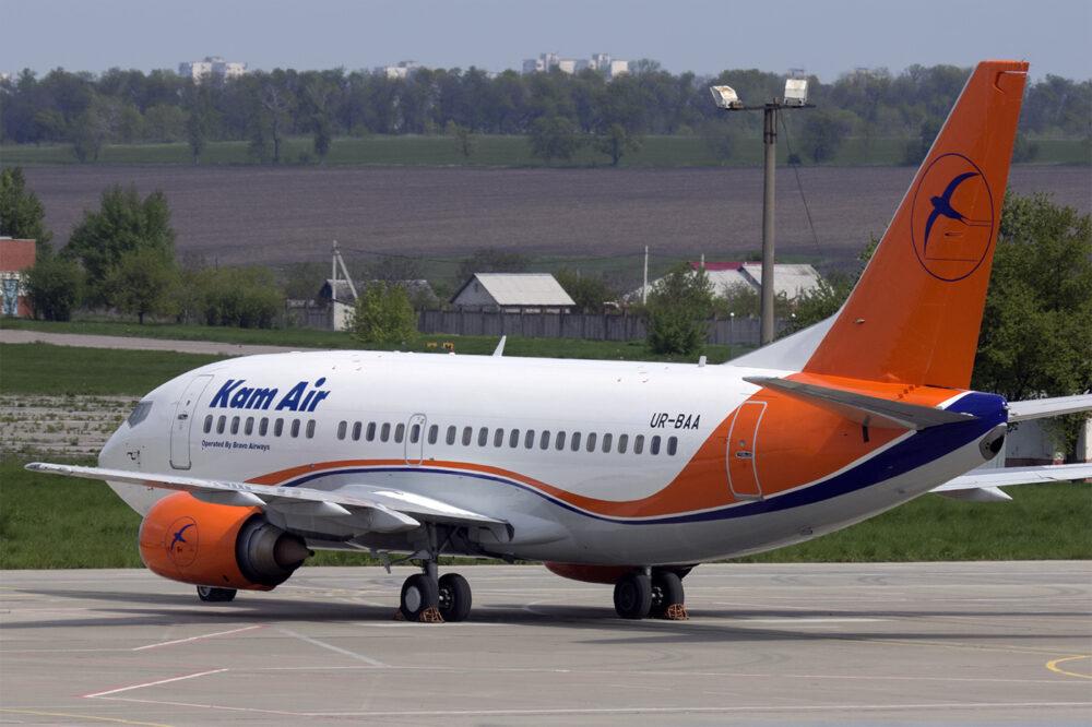 Kam Air 737-500