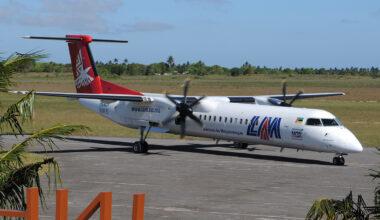 LAM Dash-8-400