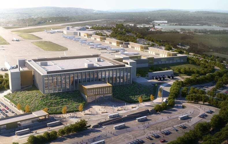Leeds Bradford New Terminal