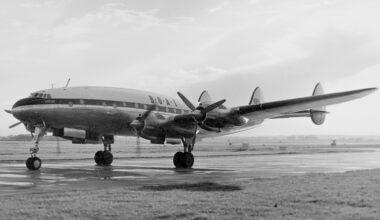 BOAC Lockheed Constellation