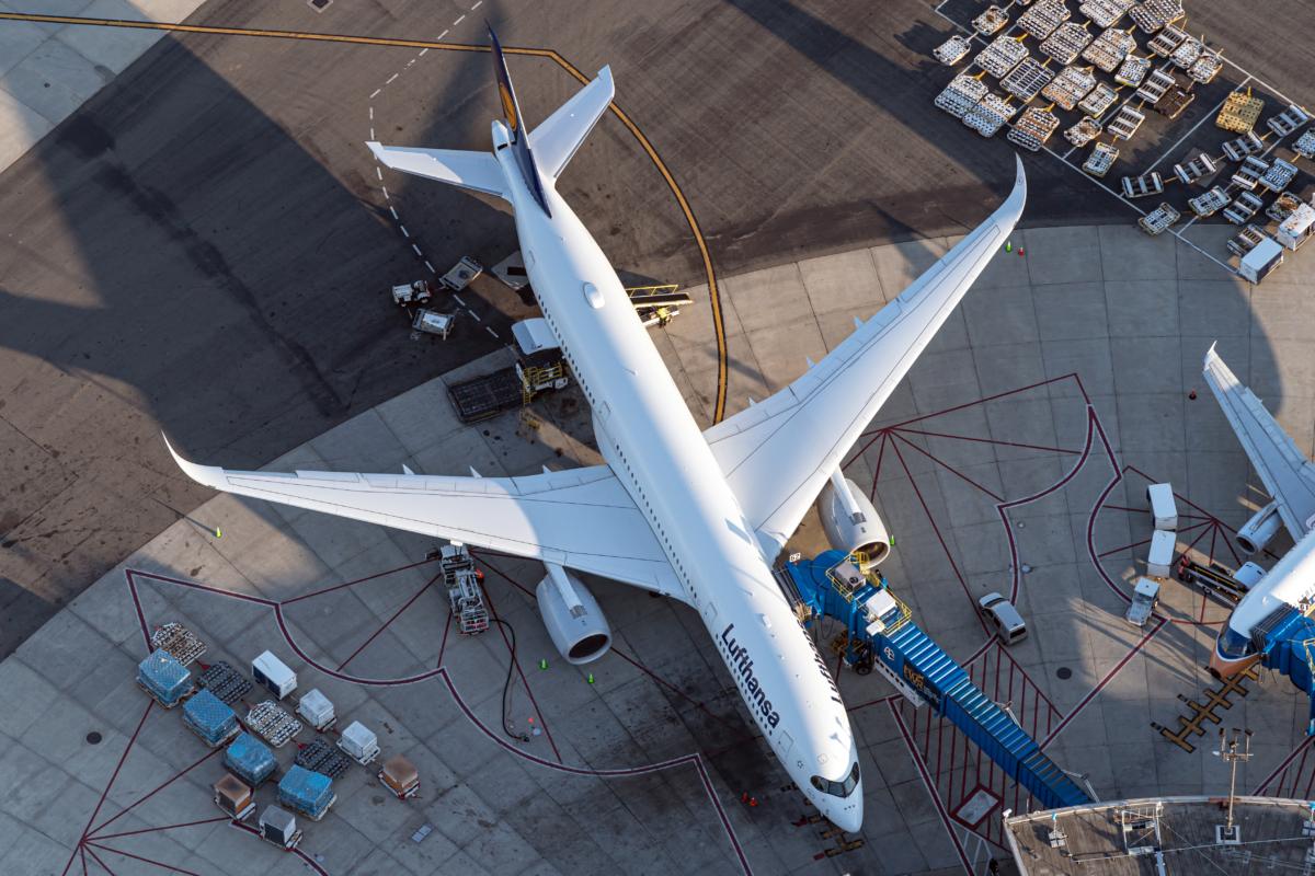 Lufthansa Operates First Newark To Malta Flight For Summer Cruises