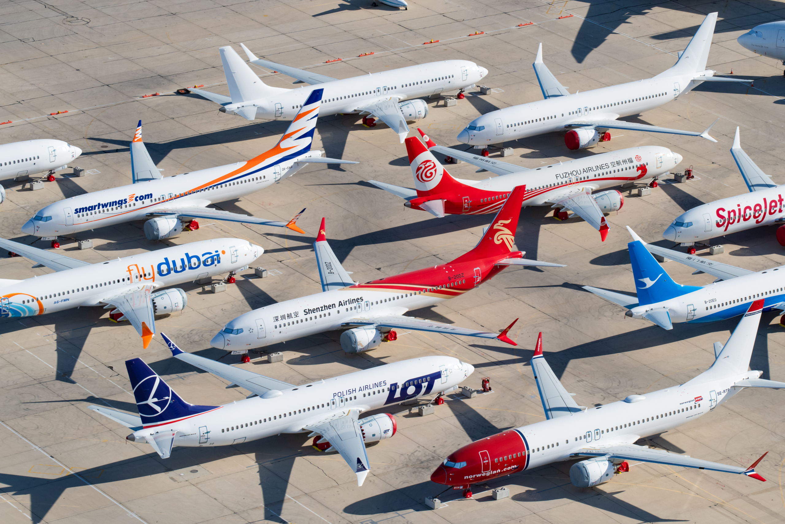 Boeing, Profit, 737 MAX