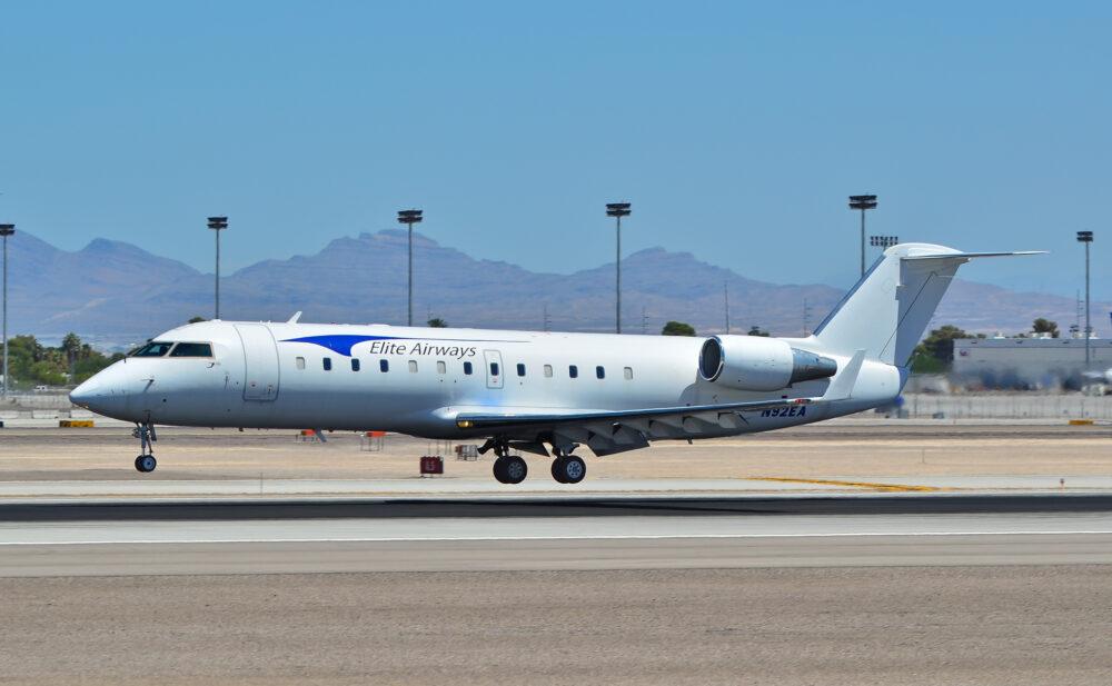 Elite Airways CRJ-200