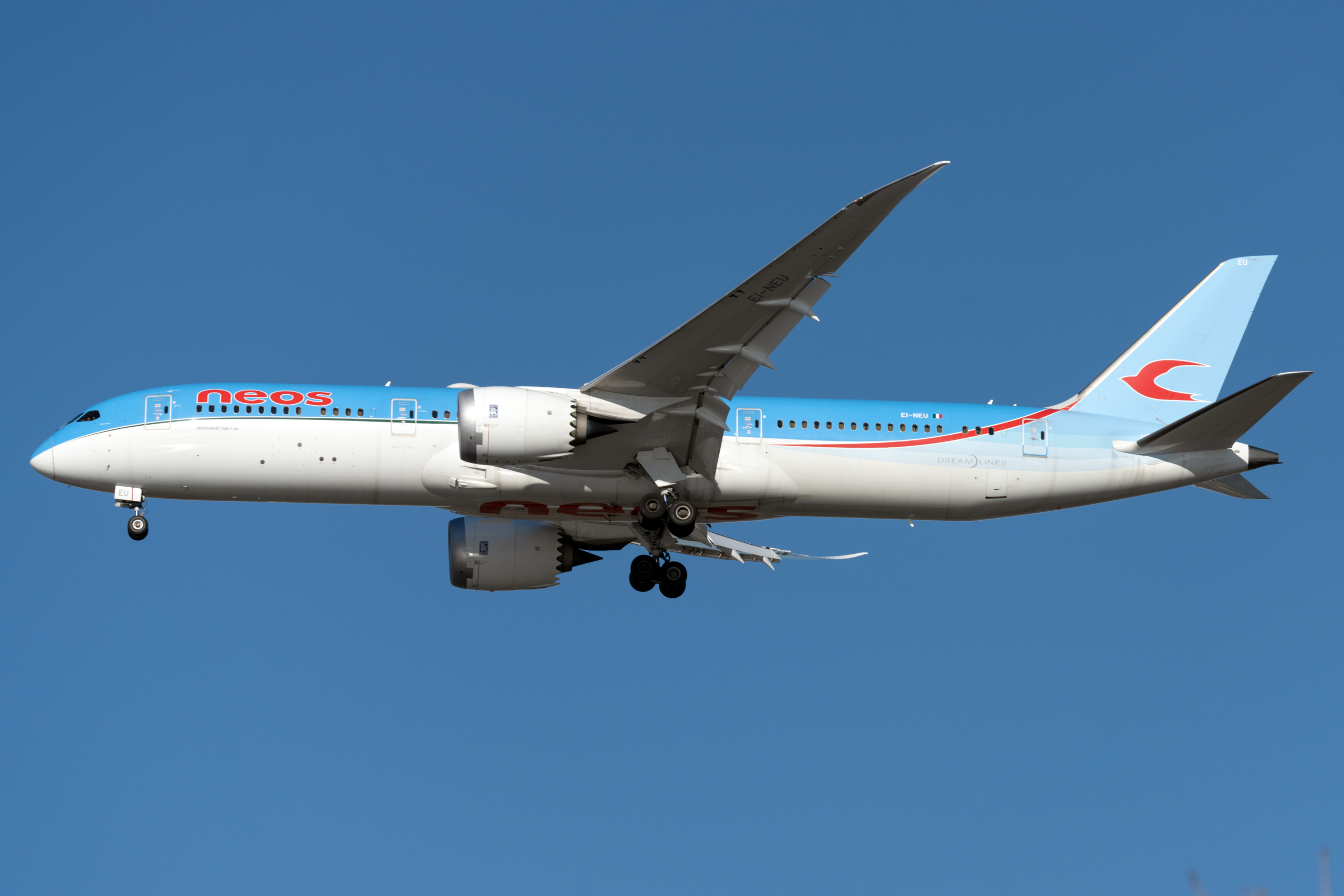 Neos Operates Its 1st JFK Passenger Service With The Boeing 787