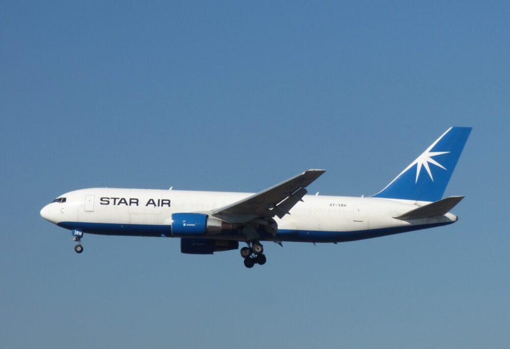 Star Air Boeing 767