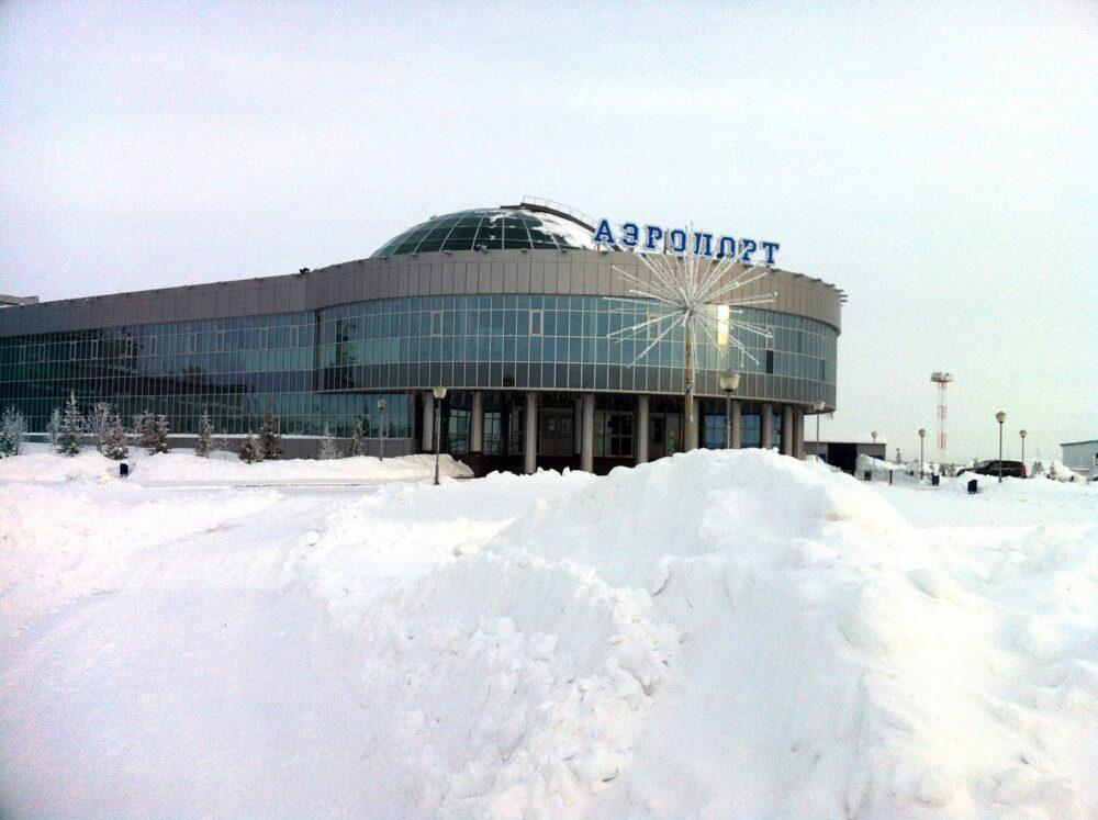 Salekhard Airport
