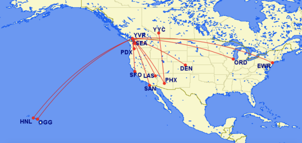 YVR AND YYC