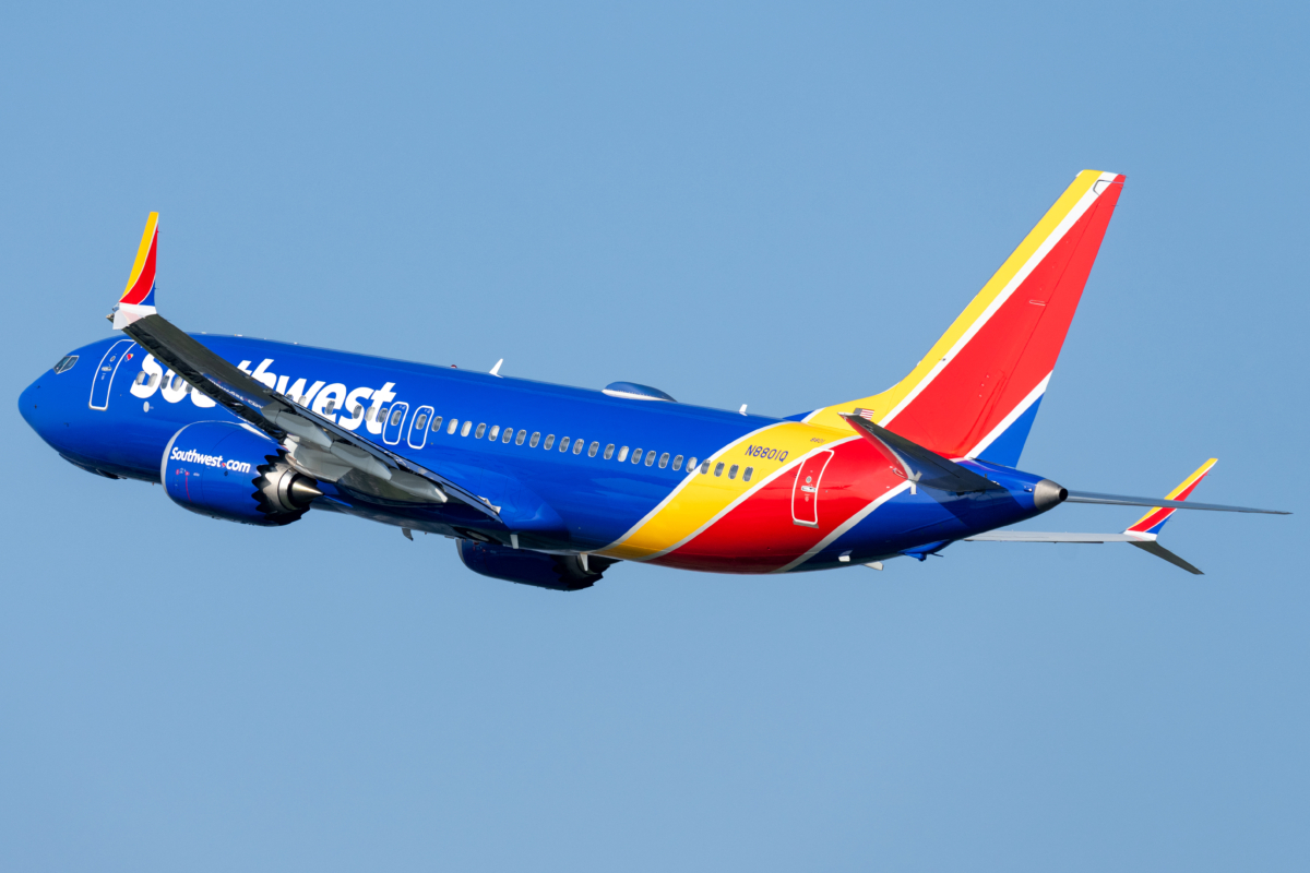 Southwest Airlines Looking Closely At Its Boeing 737 MAX Options