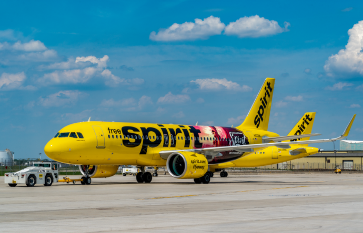 Amid Recovery, Spirit Airlines Posts $288M 2nd Quarter Loss