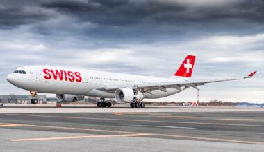 Swiss Airbus A330-343 HB-JHK (2)