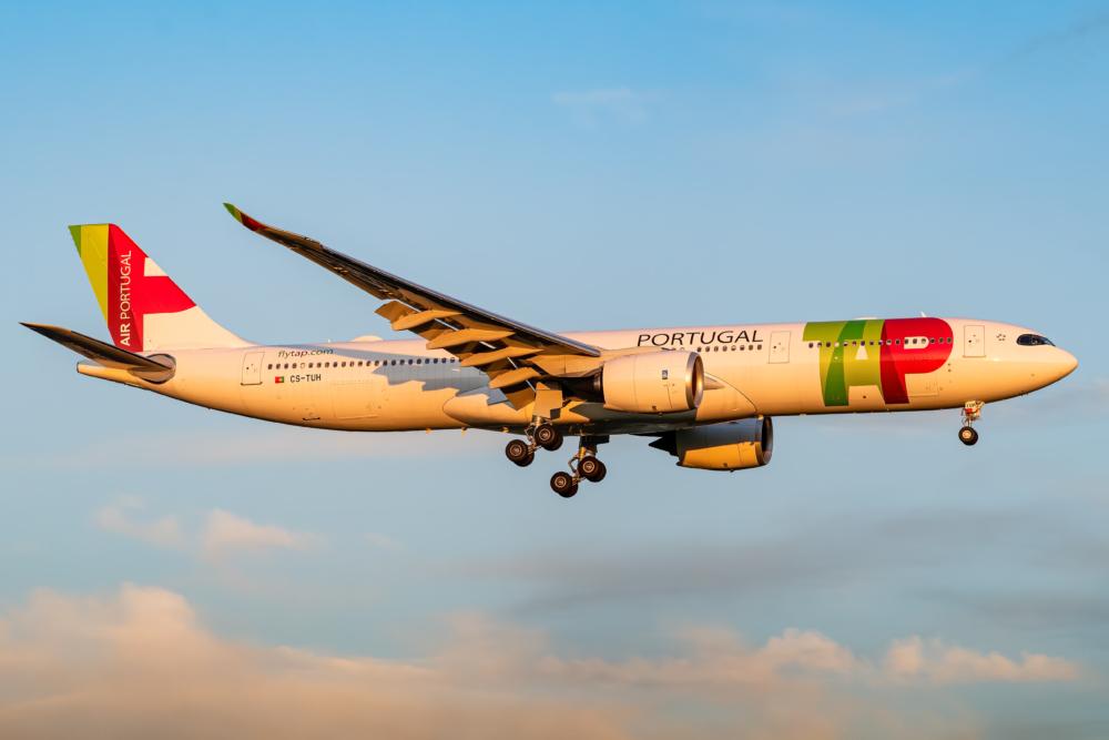 TAP Air Portugal Airbus A330-941 CS-TUH