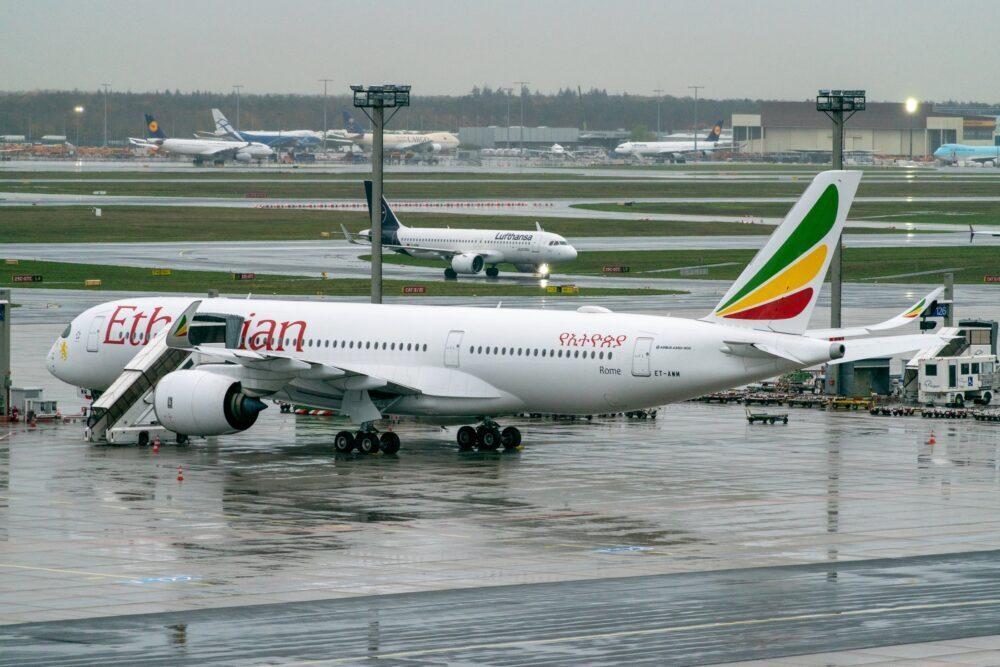 Ethiopian A350