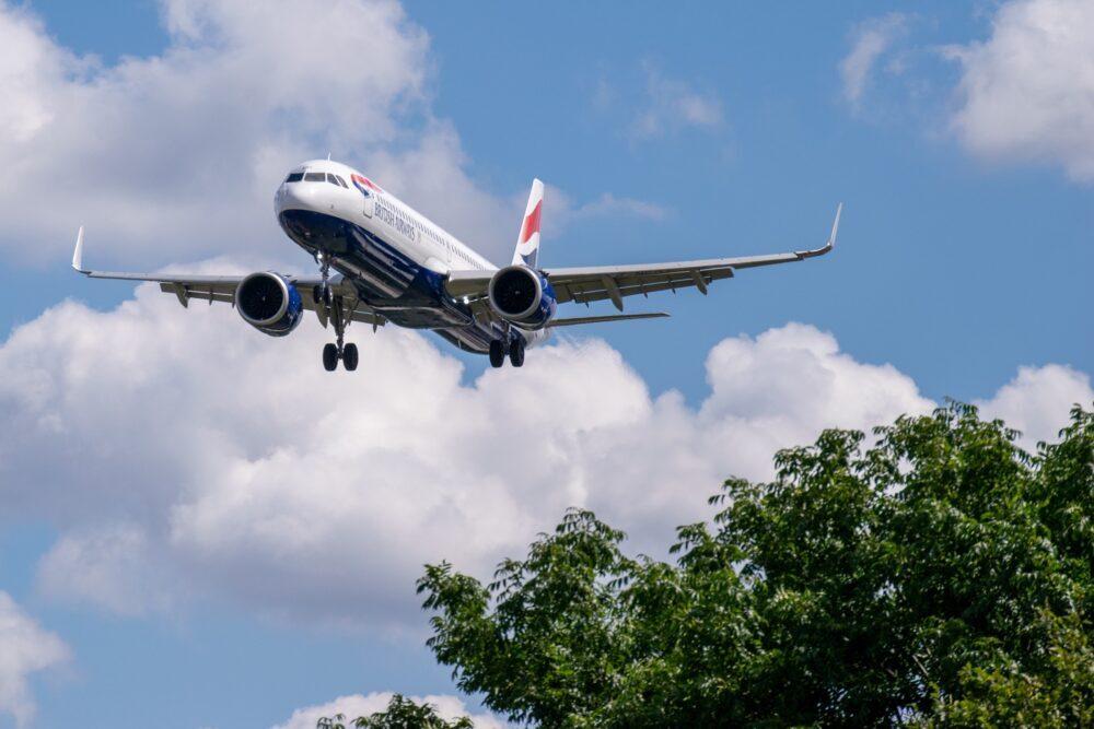 BA A321neo