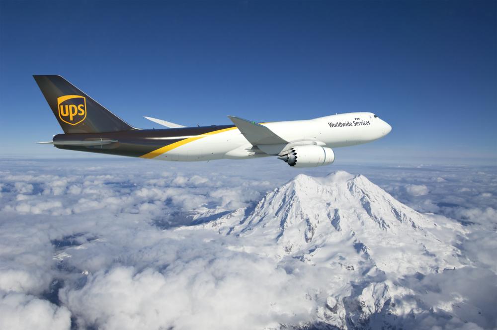 UPS 747-8F
