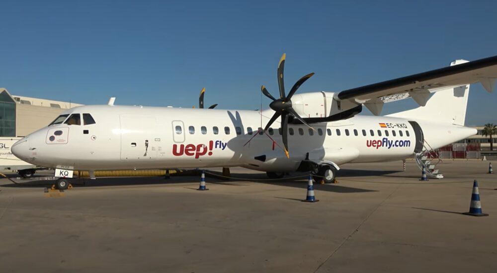 Uep Fly ATR-72-500