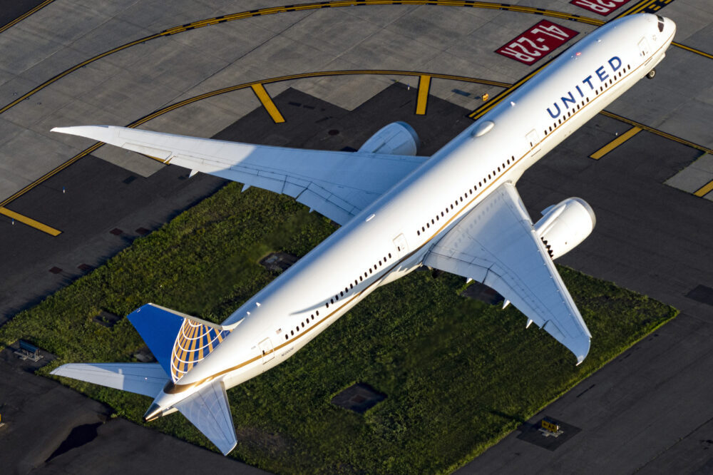 United Airlines, Boeing 787, Top Airline