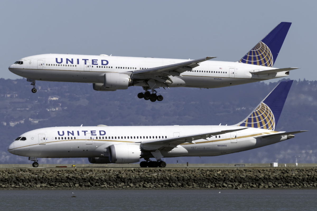 5 United Airlines Customers Win Free Flights For A Year