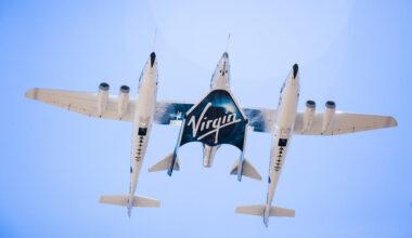 Virgin Galactic VMS Eve