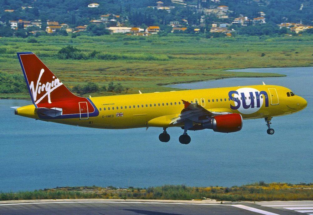 Virgin Sun Airbus A320