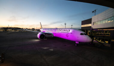 Vistara Boeing 787-9 Dreamliner
