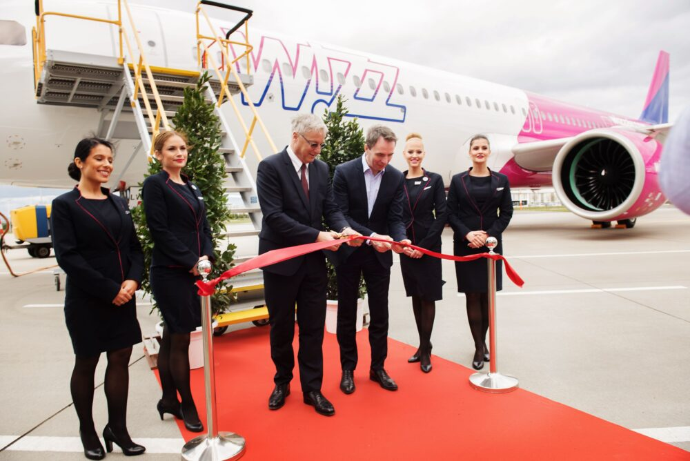 Wizz Air receives A321neo