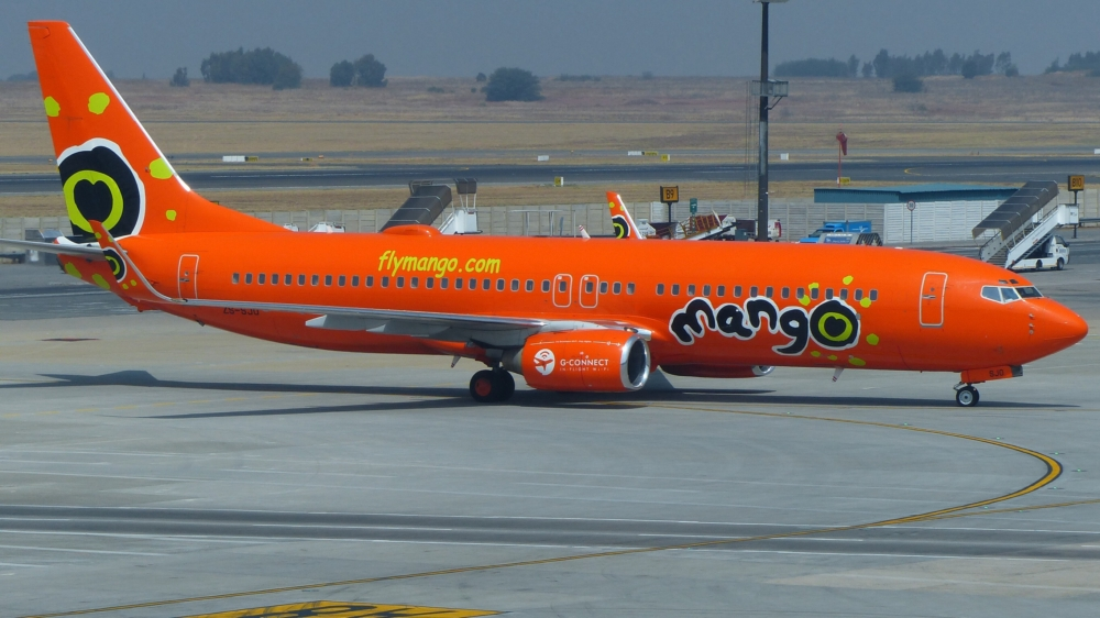 South African Airline Mango Enters Business Rescue Proceedings