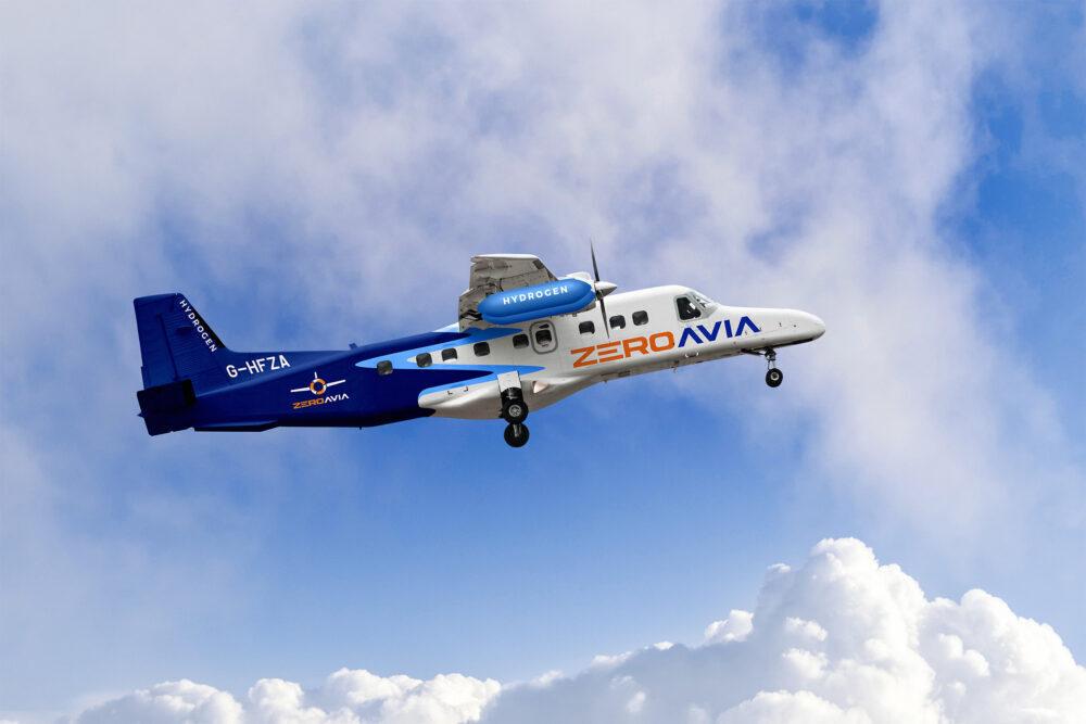 ZeroAvia 19-seat prototype