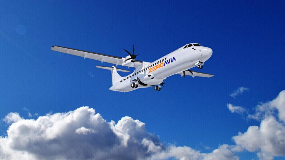 ZeroAvia Plane