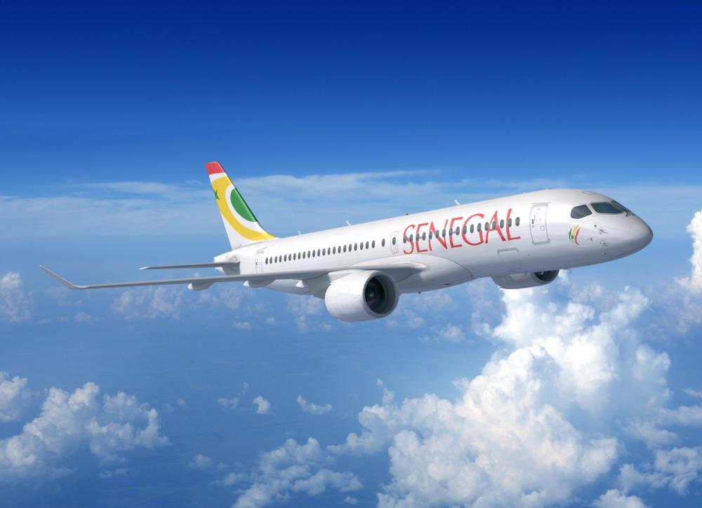 Air Senegal A220