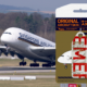Aviationtag, Airbus A380, Skin