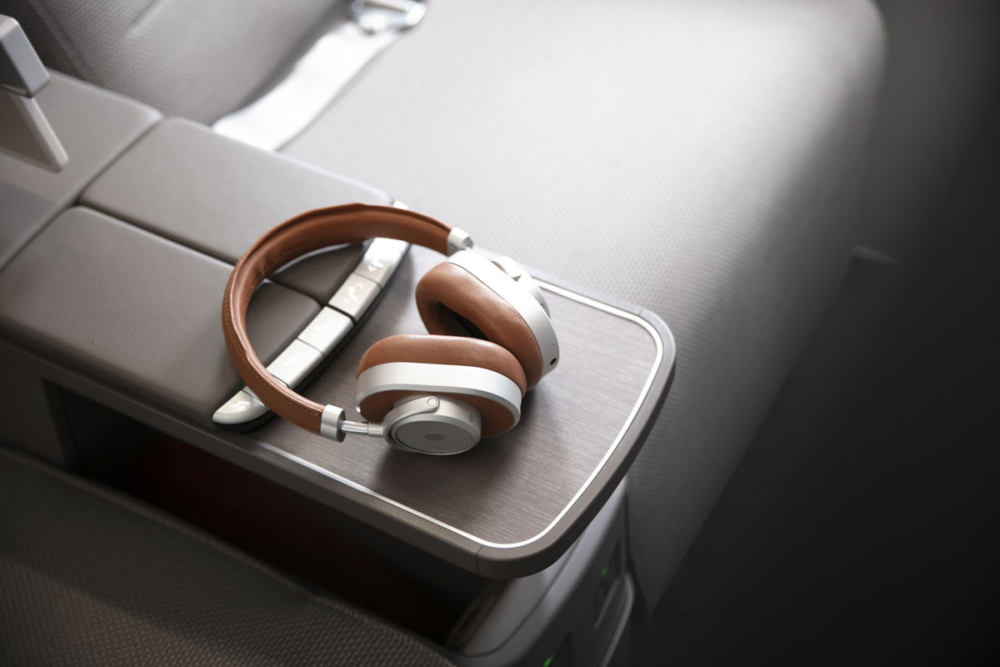 Cathay A321neo bluetooth connectivity
