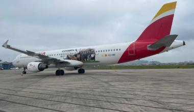 Iberia Airbus A321