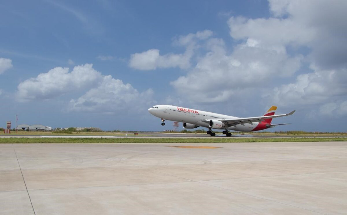 Iberia Airbus A330-300