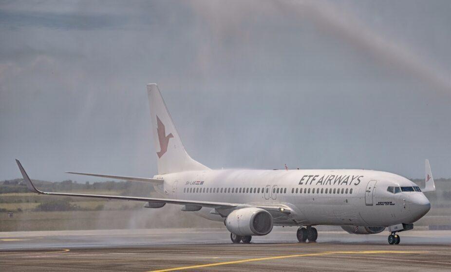 ETF Airways Boeing 737