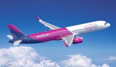 Wizz Air Airbus A321XLR