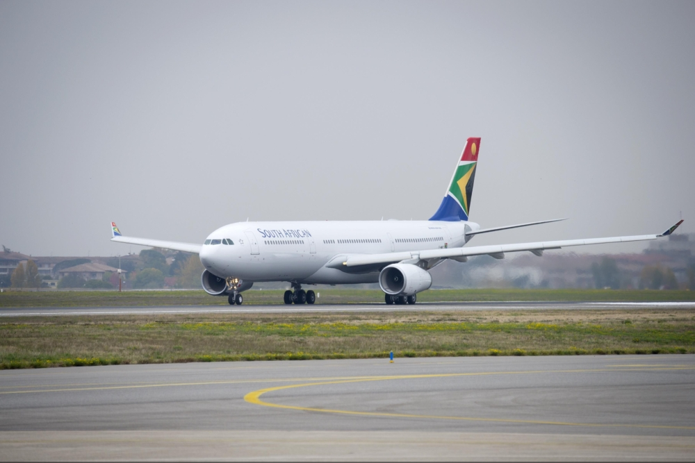 South Africa A330-300