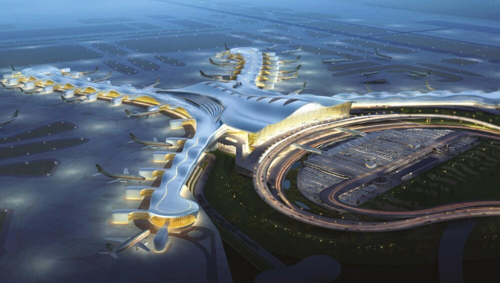 contract canceled for new abu dhabi airport terminal Contract canceled for new Abu Dhabi Airport Terminal tds architecture abu dhabi 03 1000x567