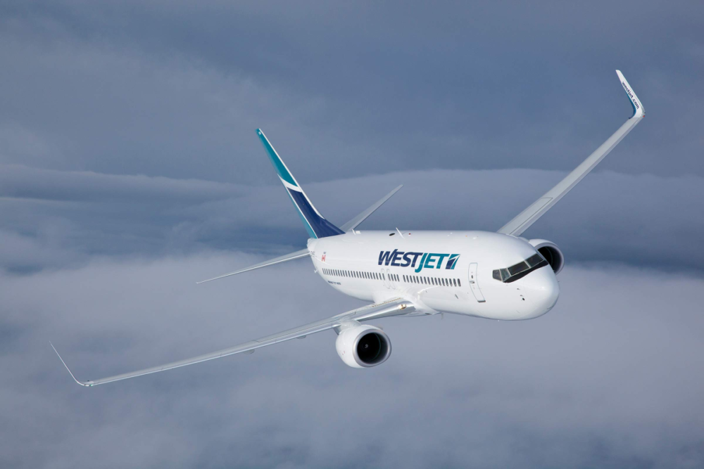 WestJet Amsterdam Connections