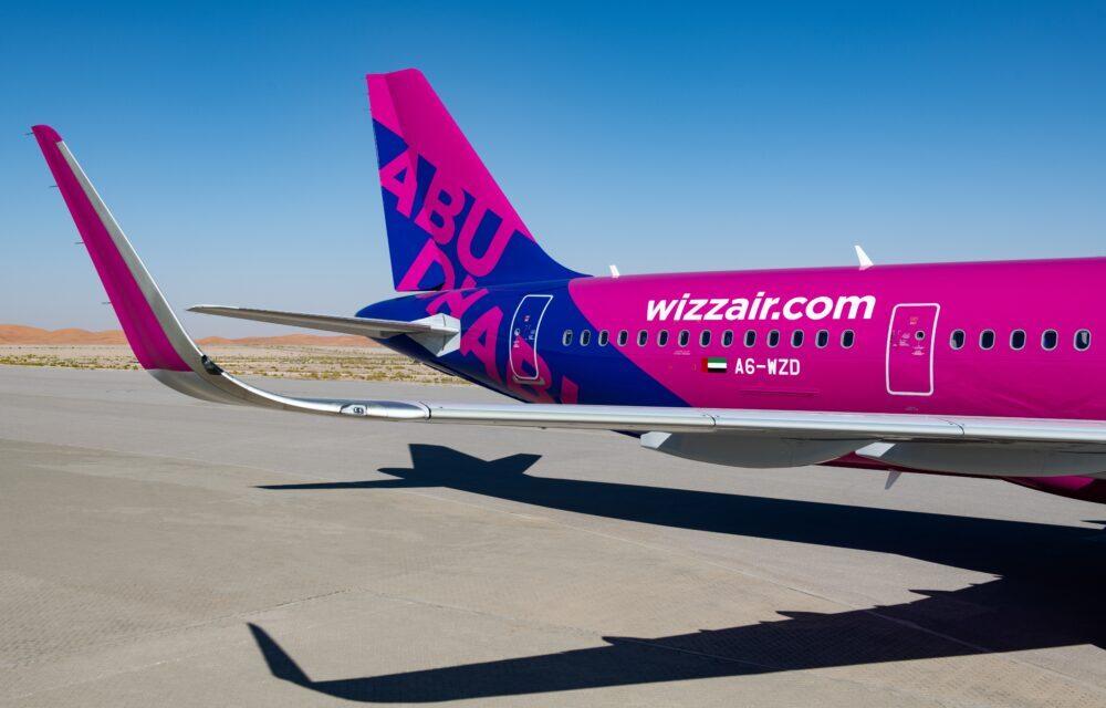 Wizz Air Abu Dhabi A321neo