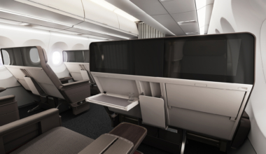 Cathay Pacific A321neo Interior