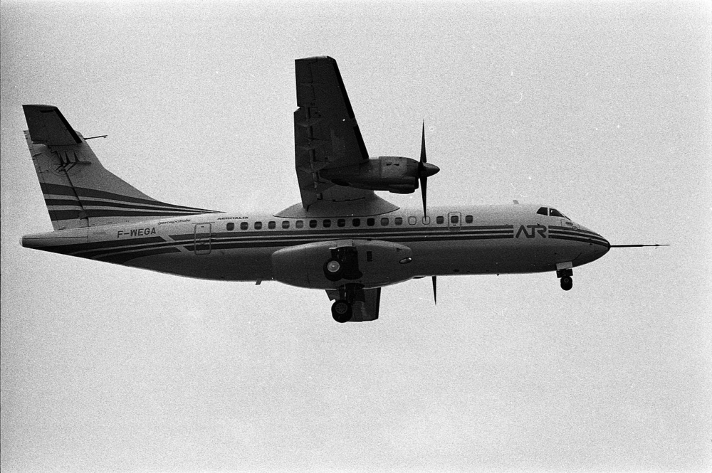 ATR 42 First Flight