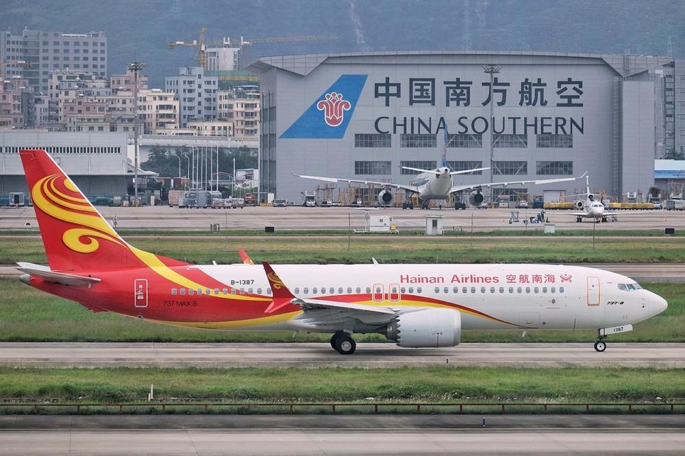 Hainan 737 MAX