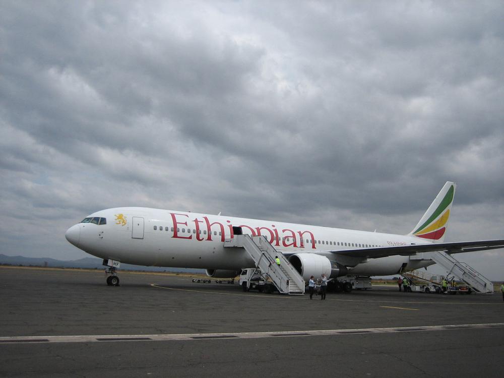 Ethiopian 767-300ER