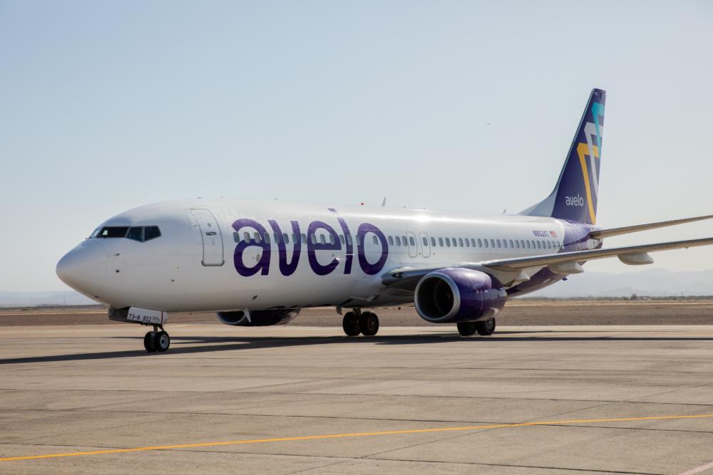 Avelo B737-800