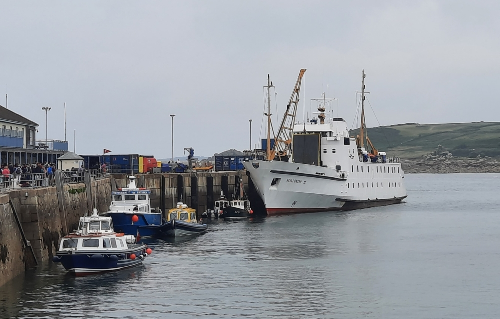 Isles of Scilly Ferry