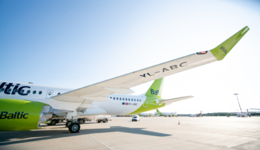 airbaltic, Airbus A220, Increased Passengers