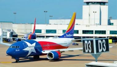 Southwest Airlines Nashville
